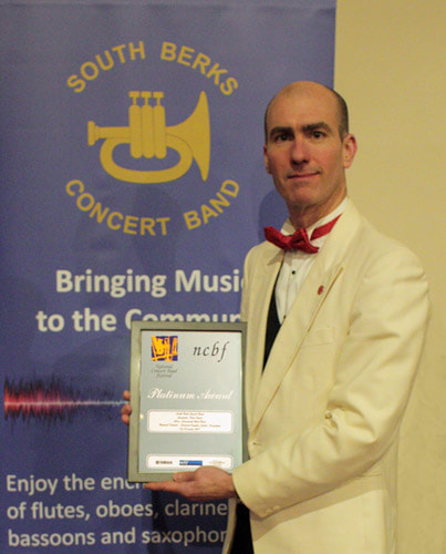 SBCB Director of Music, Paul Speed